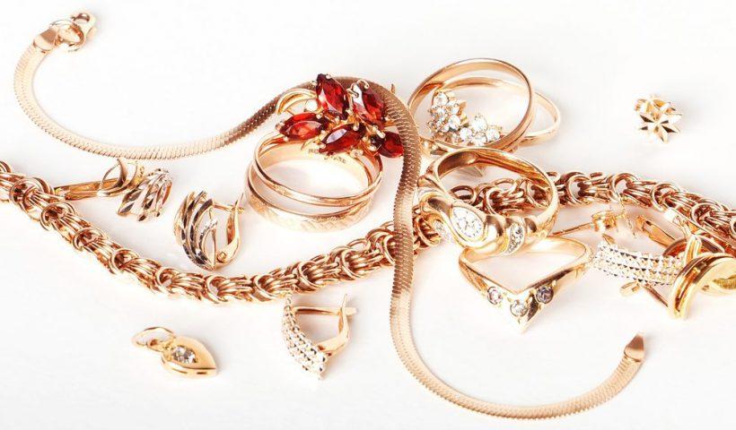Bransoletka różowe złoto